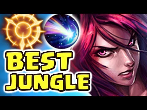 YOU TOO CAN BE CHALLENGER #3 | HIDDEN OP BUILD!! NEW APPROACH VELOCITY 1v9 SHYVANA JUNGLE Nightblue3
