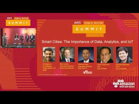 Smart Cities: The Importance of Data, Analytics, and IoT (119658)