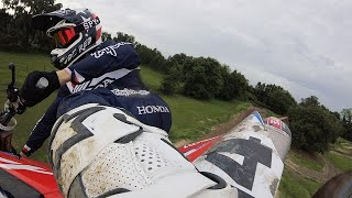 Cole Seely's GoPro Point of View | TransWorld Motocross
