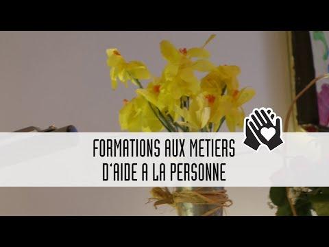 Formations aux métiers d'aide à la personne - GRETA Dore-Allier