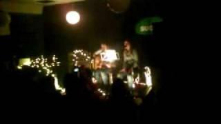 04 Club de fans de John Boy Acústic Santi Balmes març 2009
