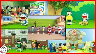 Doraemon Movie Clips ドラえもん アニメ おもちゃ 人気動画 連続再生 doremon Đồ chơi trẻ em 도라에몽 장난감