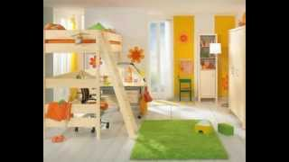 Bunk Bed Kids Room
