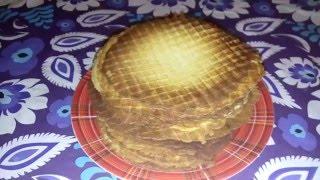 Как приготовить вафли