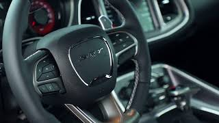 2019 Dodge Challenger SRT Hellcat Houndstooth Interior