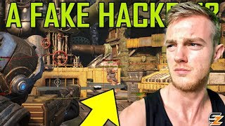 Fake Shadowz the Hacker!? - Gears of War 4 Gameplay - Shadowz