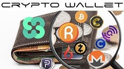 Safe Storage Options for Altcoins Cryptocurrency - Hardware Wallet, Ethos.io, Paper Wallet
