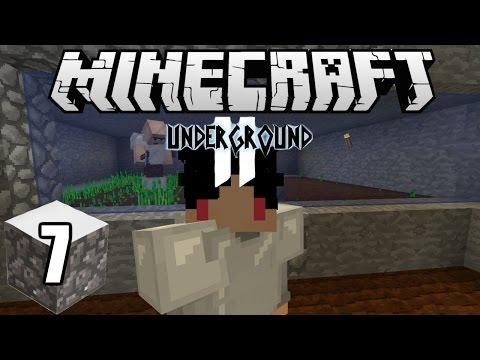Minecraft Indonesia - Underground 2 : Farm Bertingkat! (7)