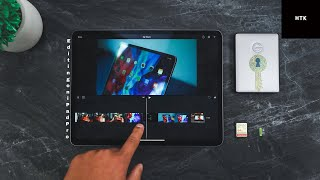 Creating & Editing An Entire Youtube Video On iPad Pro 2020