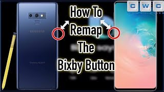 Samsung Galaxy S10 & Galaxy Phones How To Remap Bixby Button