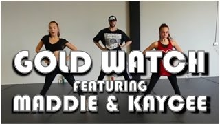Gold Watch feat Maddie & Kaycee - Choreografia by Brian Friedman