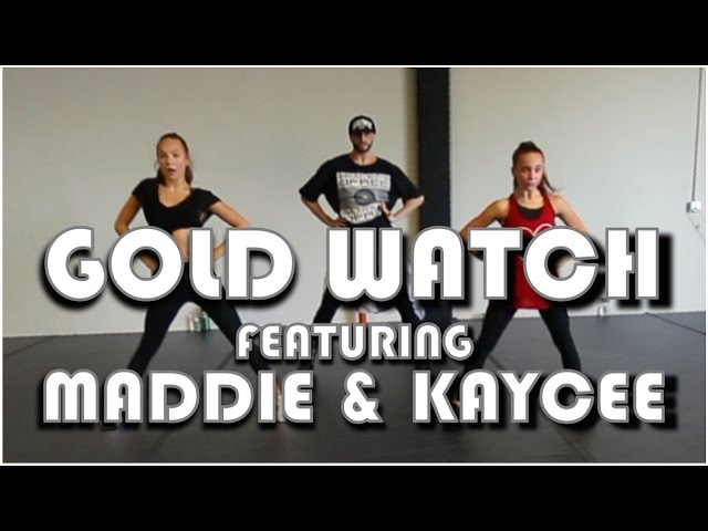 Gold Watch feat Maddie & Kaycee   @brianfriedman Choreo   The Space Brea