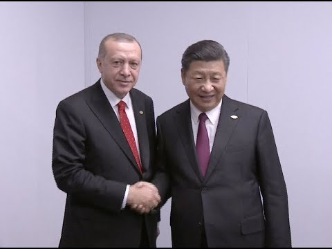 Xi Calls on China, Turkey to Share Development Opportunities
