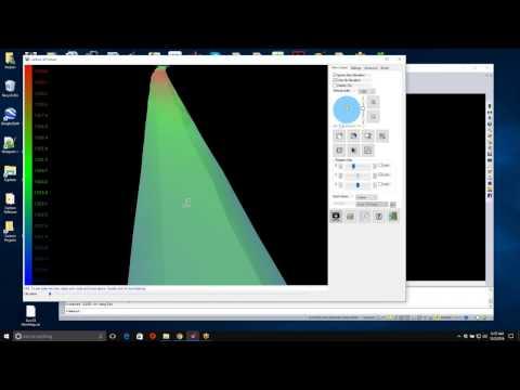 Combining Road & LIDAR Data for Roadway Cross-sections