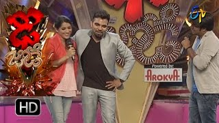 Dhee Jodi - Funny Task - 20th July 2016 - ఢీ జోఢీ