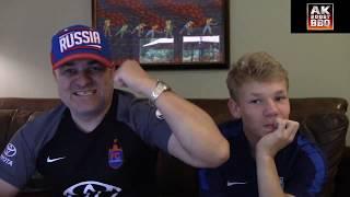 ⚽Футбол FIFA 2018 Croatia vs Denmark World Cup Russia live with AK Jack