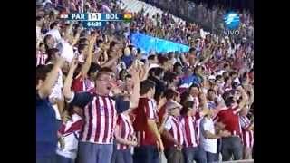 Paraguay vence 2-1 a Bolivia en el  Defensores  - 17/11/2015