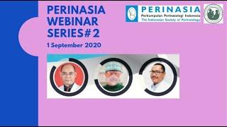 Penanggung Jawab Webinar dr. Setya Dewi Lusyati, SpA(K), PhD (Sekretaris Umum PP PERINASIA) 1. KIE .