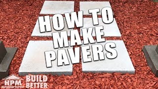 Pavers - Build Better DIY with HPM