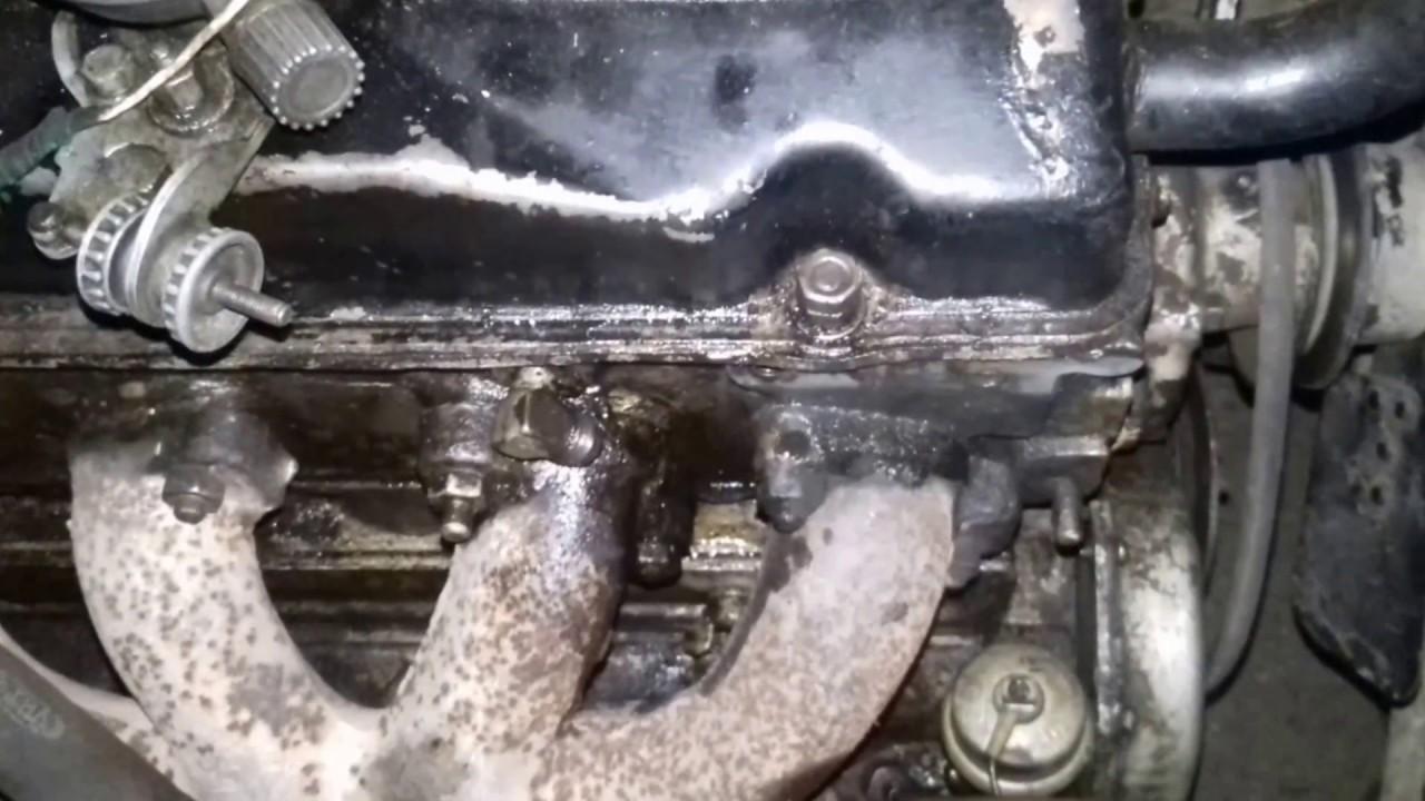 Москвич 408/412. Ремонт масляной системы. Часть #1