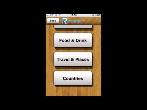 Spanish.English - My New Language: Spanish App