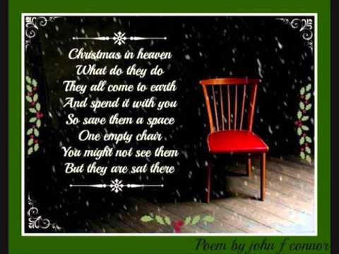 merry christmas to those in heaven - Merry Christmas In Heaven