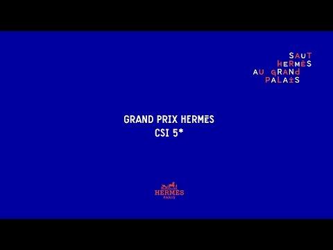 Saut Hermès 2017 | Grand Prix Hermès CSI 5* - Class 10
