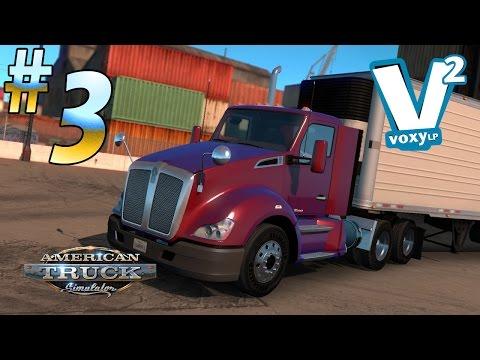 ATS · #3 Kredit aufnehmen, Garage und Trucks kaufen · [de]