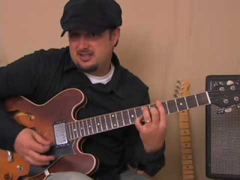 """Blues Guitar Chords - Dominant 7 Barre Chords Root On """"E"""" String ..."""