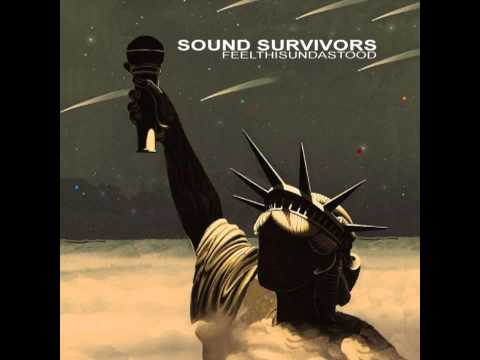 Sound Survivors- Road Of The Dead ft  Tos El Bashir & Canibus
