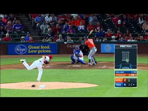 Texas Rangers Week 3 Top Plays!