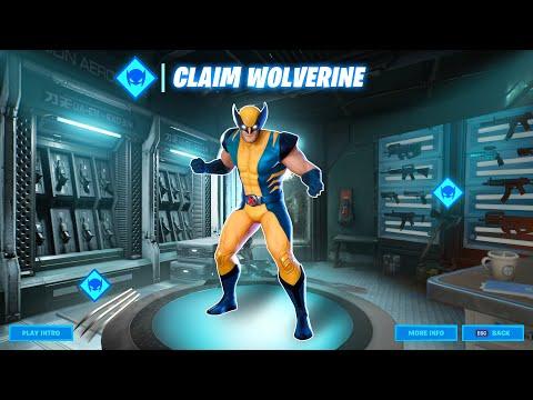 How To Get Free Wolverine Skin In Fortnite Season 4 New Youtube