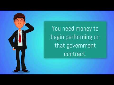 Mobilization Capital helps fund Government Contractors