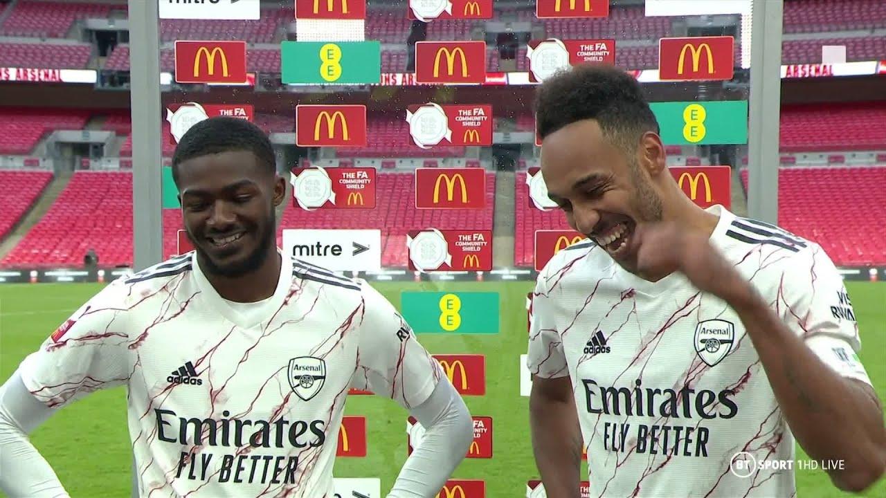 Arsenal Vs Liverpool 29 Aug 2020 Video Highlights Footyroom