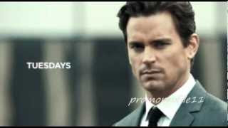 White Collar - Season 4 Promo (Sexiest Man)