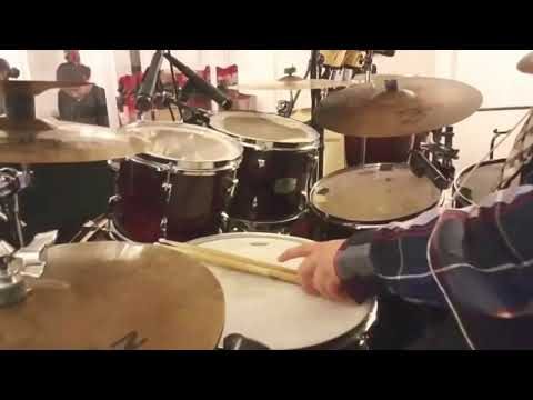 Digno ~ Marcos Brunet ( Drum Cover)