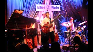 "Greg Diamond Band at The Blue Note NYC ""El Martillo"""