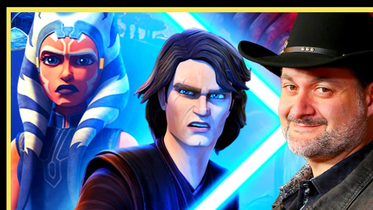 Dave Filoni Dominates 2020 Streaming With Star Wars The Clone Wars Season 7