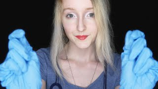 ASMR Nurse Trainee Examines You | Personal Attention