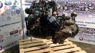 Б/у контрактный двигатель Фольксваген Транспортер Т4 1.9TD ABL из Германии. Качество HD.(Смотреть видеообзор