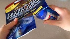 Kirkland non-drowsy allerclear loratadine tablets 10mg. Antihistamine