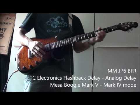 Shootout - Ernie Ball Music Man JP6 BFR vs Paul Reed Smith PRS Custom 24