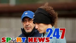 Chelsea ace speaks out about manager Sarri's uncertain future