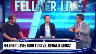 Fellner! LIVE mit Fußi vs. Grosz