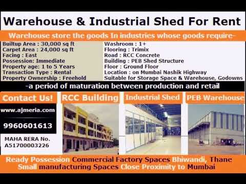 Warehouse store the goods In industries whose goods require a period of maturation between productio
