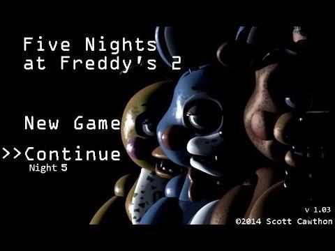 Five Nights At Candy s v122 скачать игру