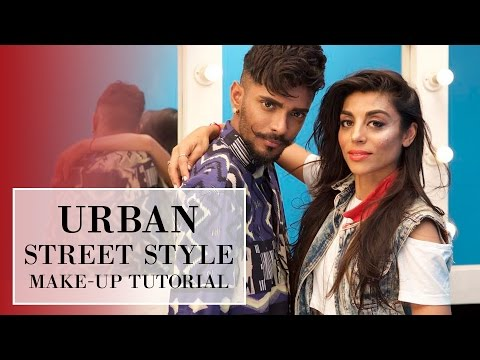 Urban Street Style Makeup Tutorial