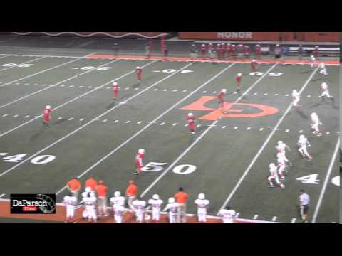 7A Team Lomax vs La Porte game 2014