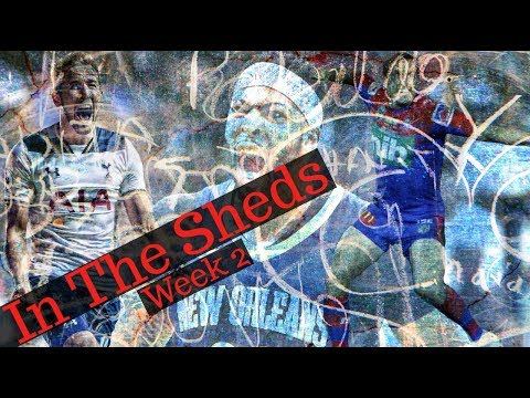 In The Sheds | World Sports Podcast | Week 2!