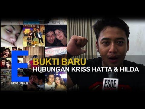 BUKTI BARU HUBUNGAN KRISS HATTA DAN HILDA TERKUAK!!!!